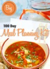 100 day meal planning kit book